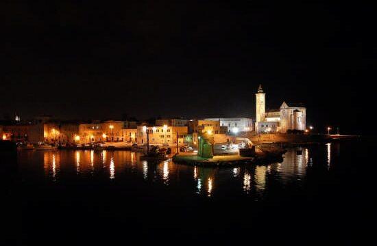 Veduta Notturna Porto